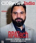 RPATech features in CIOReview Front Page July 2019